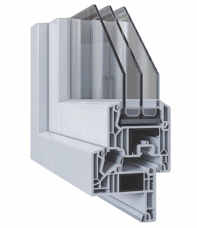VEKA Softline 82 Sistem Renovare